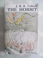 THE HOBBIT BY J R R TOLKIEN UNWIN BOOKS 1974