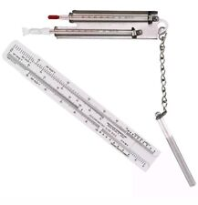 Forestry Suppliers Non-Mercury Pocket Sling Psychrometer