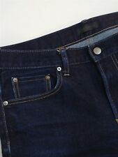Uniqlo Jeans 32W/32L (Tag 31W/34L) Kaihara Japanese Selvedge Slim Darker Wash