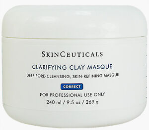 Skinceuticals Clarifying Clay Mask Masque 240ml(8oz) BRAND NEW