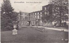 North Front, Glemham Hall, Nr SAXMUNDHAM, Suffolk