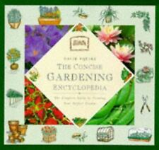 The Concise Gardening Encyclopedia, Squire, David, Very Good, Hardcover