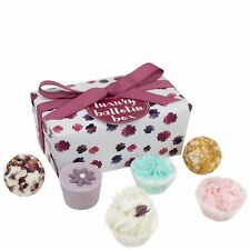 BOMB COSMETICS *LUXURY BALLOTIN* BATH PAMPER ASSORTMENT GIFT SET NEW