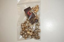 NWT GUESS GOLD TONE WITH PEARL LIKE SHAPE NECKLACE CHRISTMAS GIFT