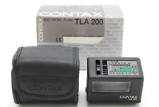 [Mint] Contax TLA 200 Black Shoe Mount Flash for G1 G2 from JAPAN A344N