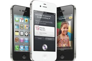Apple IPHONE 4 4s 8GB 16GB Smartphone Gsm Teléfono Desbloqueado / Set Completo