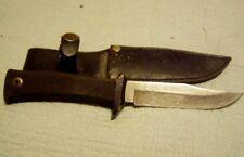 Ruko Muela Knife with Sheath