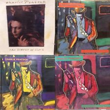 Collector's Lot Charlie Peacock CDs