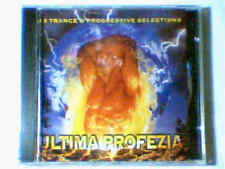 CD ULTIMA PROFEZIA CLAUDIO DIVA BOBBY FLEXTER ORK NOSTRADAMUS ORK FABRI B. RARO