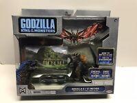 Godzilla King Of Monsters Vs Mothra 2 Pack Action Figure Jakks Nib Nice Figures