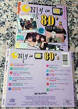 80's RARE CD Roman Holiday JoBoxers Berlin Q-Feel EWF Total Coelo Toni Basil