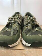 Swiss Engineering Cloud X Men's Forest Green Jungle Running Shoes Cloudtech 11M