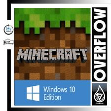 Minecraft Windows 10 Edition PC Full Game Region Digital Download Instant