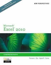 New Perspectives on Microsoft  Excel  2010: Comprehensive (New Perspectives