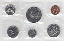 1974 Canada Proof-Like Coin Set By Royal Canadian Mint