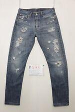 Levi's 501 custom (cod. F473) Größe 46 W32 L34 Jeans gebraucht vintage
