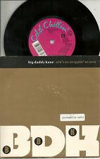 "Big Daddy Kane - Ain´t no stoppin´ us now (1989)  UK 7"" + Promo Str o C"