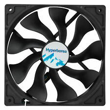 Rosewill ROCF-11003 - 140mm Computer Case Fan, Hydro Dynamic Bearing, Quiet
