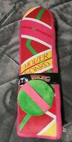 Hover Board - Back to the Future II Movie Prop Replica Plush Brand New in Hand