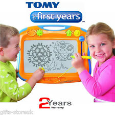 TOMY 6555 Megasketcher Magnetic Childrens Kids Drawing Sketching Board Toy BNIB