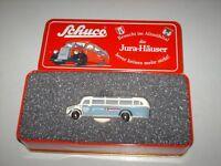 """Schuco Piccolo  """"Jura- Häuser"""" Mercedes-Benz Bus Neu+OVP 6198"""