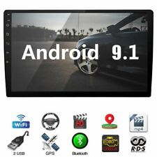 """New listing 10.1"""" Android 9.1 Car Navigation Stereo Universal 2 Din Auto Radio Mirror Link"""