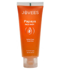 Jovees Papaya Face Wash Perfect Even Toned Skin for all skin types 50 gm