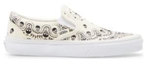 Vans Classic Slip on Men Women Low Casual Skate Style Shoes Canvas