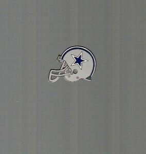 QTY 2 NFL DALLAS COWBOYS VINTAGE FOOTBALL HELMET LAPEL PIN BRAND NEW BZ1
