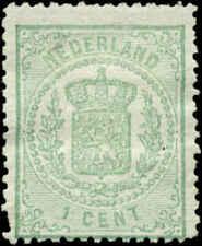 Netherlands Scott #19 Mint No Gum