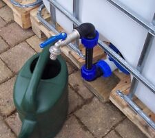 """IBC ADAPTER with 3//4/"""" IG for a Tap on rain water tank rain barrel #722 WS"""