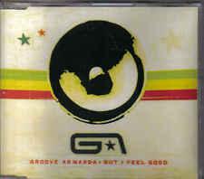 Groove Armada-But I Feel Good Promo cd single