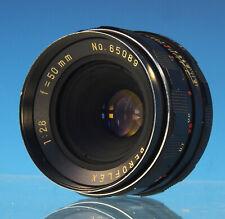 Beroflex 50mm 1:2.8 M42 Objektiv lens - 31162