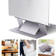 Adjustable Portable Invisible Laptop Stand Seamlessly Folding Notebook Holder US