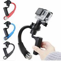 Mini Handheld Video Stabilizer Steadycam Hand Grip For GoPro Hero 4 3+ Camera KY