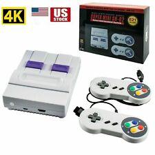 Snes 821 Classic Games, Retro Mini Handheld Hdmi Nintendo Style Console