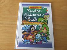 Kinder-Gitarren-Buch Peter Bursch mit CD (Mit Spaß von Anfang an)