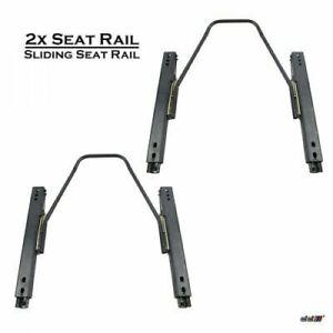 UNIVERSAL SLIDING SLIDER SEAT ADJUSTER MOUNT RAIL FOR SPORTS RACING / 4WD SEATS