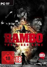 Rambo - The Video Game PC Neu & OVP