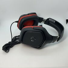 Logitech G332 Stereo Wired Gaming Headset Black/Red - TESTED!