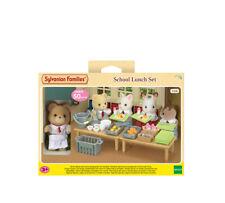 Sylvanian Families Baby & Child Theme 5108 School Lunch Set /Age 3+ Bnib