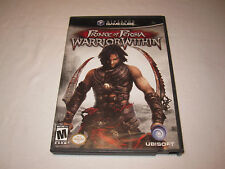 Prince of Persia: Warrior Within (Nintendo GameCube) Game Complete Excellent!