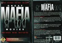 Wholesale Lot of 30 New DVD Great Mafia Movies Triple Feature UPC 066805300943