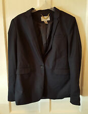 H&M Button Business Blazers for Women