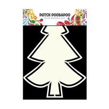 Neerlandés doobadoo forma Arte plantilla-Árbol De Navidad 713126