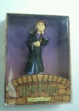 Harry Potter Ornament Ron Weasley with Wand and mouse! 1st Book! NIB