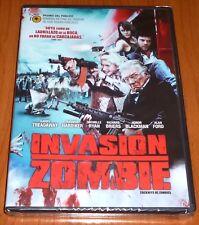 INVASION ZOMBIE / COCKNEYS VS ZOMBIES English español DVD R2 Precintada