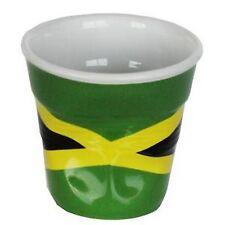 GOBELET FROISSE 8 CL PORCELAINE REVOL GOBELET A CAFE  DRAPEAU  JAMAIQUE