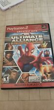 Marvel: Ultimate Alliance Ultimate Edition (Sony PlayStation 2, 2006)