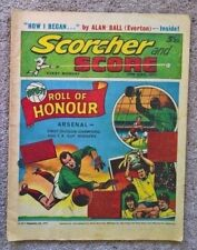 Scorcher and Score comic - Dated 17/07/1971 [Tibvopolis]
